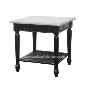 black shabby chic side table chic teak furniture