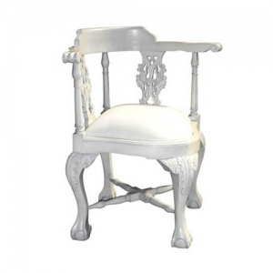 Incroyable Chippendale Corner Chair W