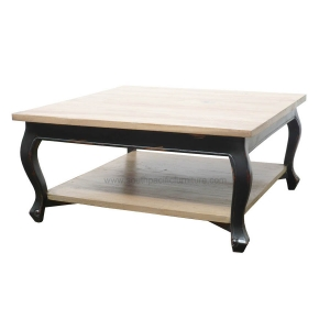 french queen anne coffee table | south pacific furniture