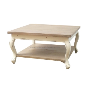 Queen Anne Coffee Table 80