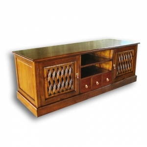 Long Tv Cabinet 2dr 2drw South Pacific Furniture