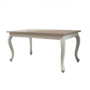 French Queen anne Dining Table