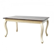 Queen anne Dining table 180