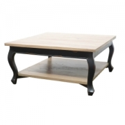 French queen Anne coffee table