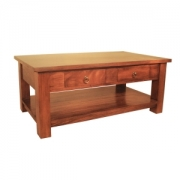Coffeetable 2 drawers