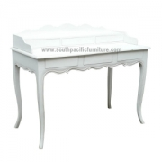 Painted shabby chic french desk