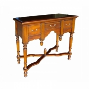 Victorian console table