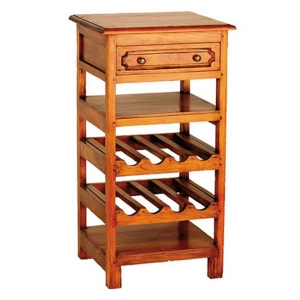 Small Wine Rack South pacific furniture