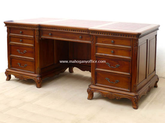 Mahogany Office Furniture Collection